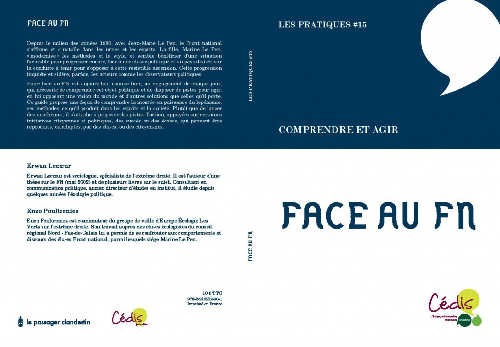 Couverture Face au FN